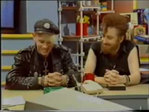 Depeche Mode - Martin Gore & Alan Wilder (UK Interview, 04.05.1985)