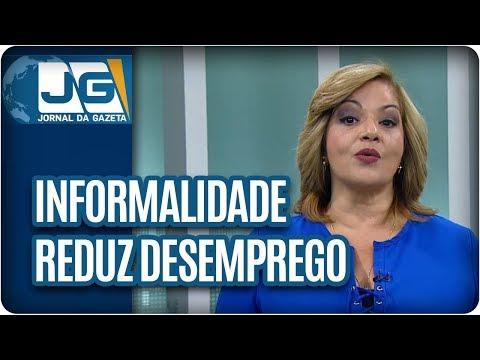 Denise Campos de Toledo/Informalidade reduz desemprego
