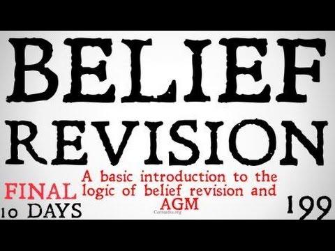 Belief Revision Logic (AGM Basics)