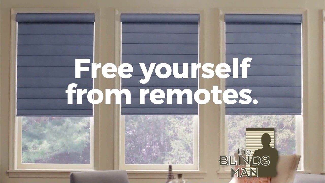The blinds man smart home with hunter douglas amazon echo dot the blinds man smart home with hunter douglas amazon echo dot solutioingenieria Images