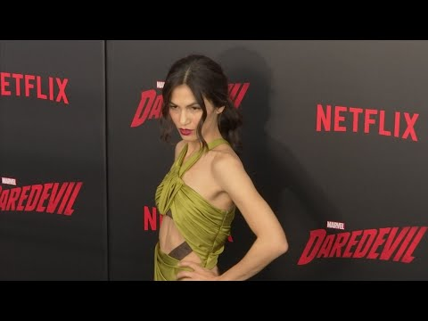 Elodie Yung kicks butt in