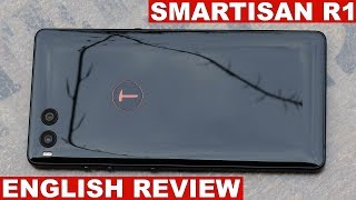 Smartisan R1 Review: Impressive start into the high-end segment (English)