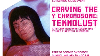 Video Science on Screen Discussion with Lynn Hershman Leeson and Stuart Firestein download MP3, 3GP, MP4, WEBM, AVI, FLV September 2017