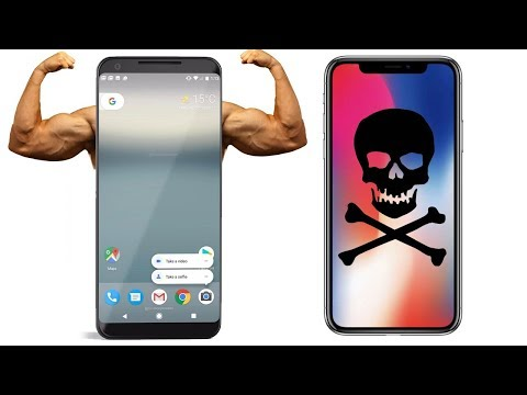 Google's Pixel 2 Might Destroy The IPHONE X