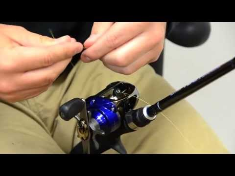 FLW Fishing 101 | S01E03: Spooling Line
