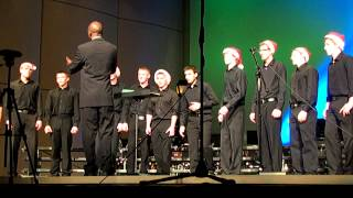 Male Choir - 12 and a Half Days of Christmas W.C. Miller Christmas Concert
