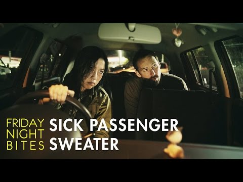 Friday Night Bites -  SICK PASSENGER: SWEATER | Comedy Web Series