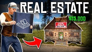 SELLING CUSTOM BASES to NOOBS for PROFIT - Rust Shop Roleplay