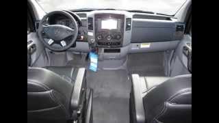 2014 5 Airstream Interstate 3500 Extended Lounge 9 Passenger Mercedes Sprinter Diesel Camper