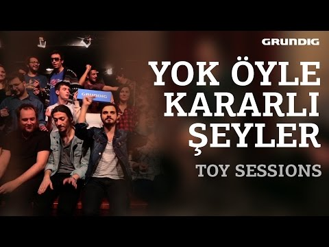 YÖKŞ - Sevdan Olmasa / #akustikhane Toy Sessions #sesiniaç