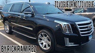To Vogue or Not to Vogue Tires - (Tyres) Cadillac Escalade