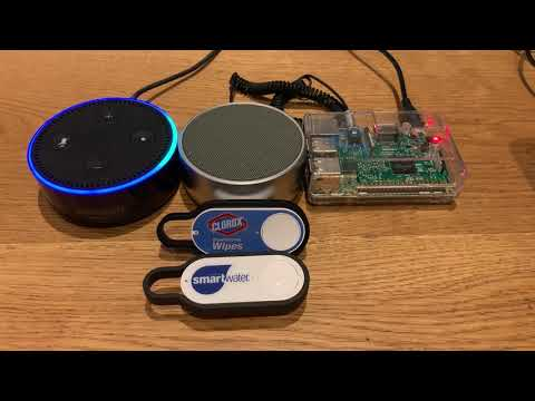 Hacking An Amazon Dash Button To Add Items To Your Todo-list