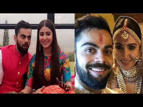 Virat Kohli And Anushka Sharma Marriage Full Video - HD from YouTube · Duration:  4 minutes 6 seconds