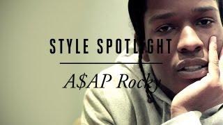 A$AP Rocky | Style Spotlight [S1.EP2]: SBTV Fashion