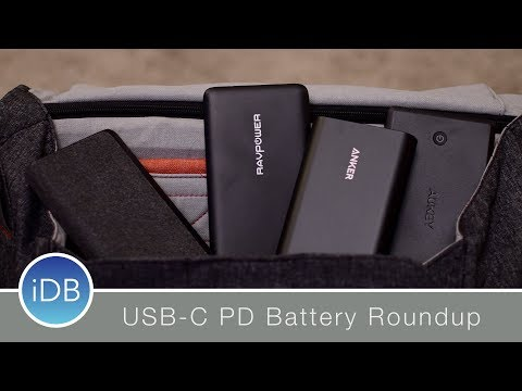 Best USB-C Batteries W/ Power Delivery - Mophie, Anker, RAVPower, & Aukey