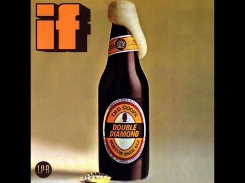 If - Double Diamond (1973) [Full Album] 🇬🇧 Progressive Rock/Jazz Fusion