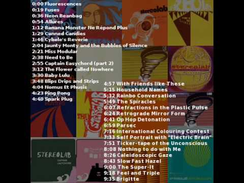 stereolab-favorites
