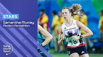 Team GB Modern Pentathlon Star Samantha Murray | Trans World Sport