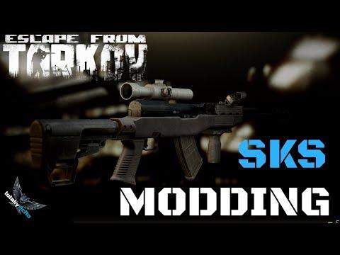 SKS Modding [GER] - ESCAPE FROM TARKOV