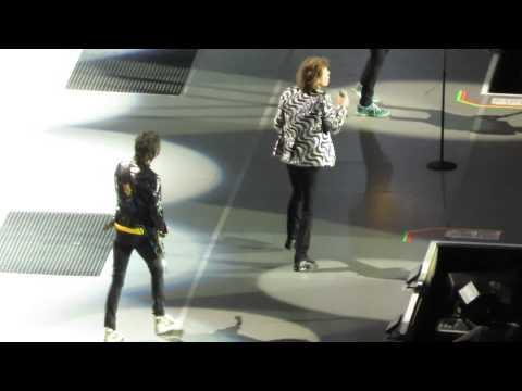 "Rolling Stones, Zip Code Tour 48201 | Mick Jagger | ""Jumpin"