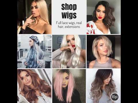 Shop Wigs For Women Online At Hair Beauty Canada