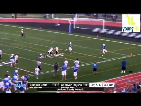 The Best Punt Return You'll See This Weekend Is From A High Schooler