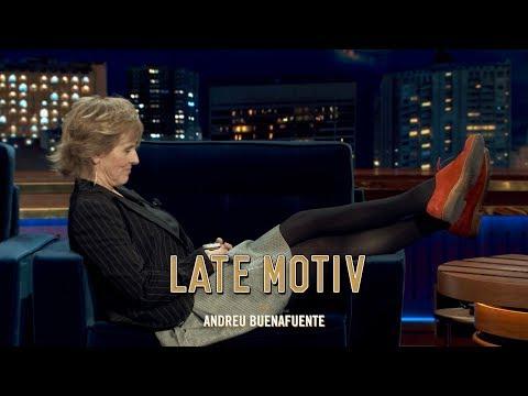 "LATE MOTIV - Mercedes Milá ""Soy noble de cojones""  LateMotiv357"