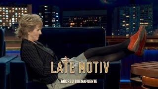 "LATE MOTIV - Mercedes Milá. ""Soy noble de cojones"" | #LateMotiv357"