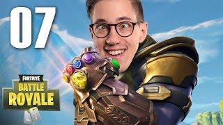 Erste Thanos Runde | Fortnite Battle Royale