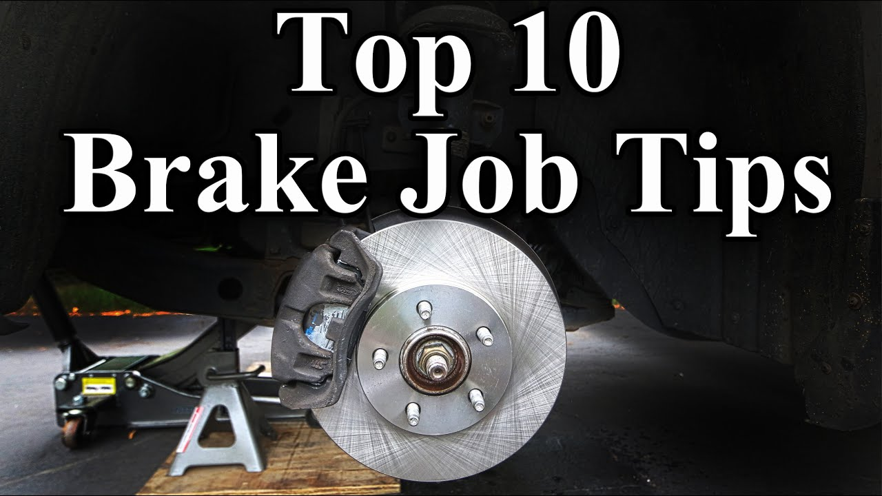 Brake Places Near Me >> How To Replace Brake Pads And Rotors Top 10 Brake Job Tips