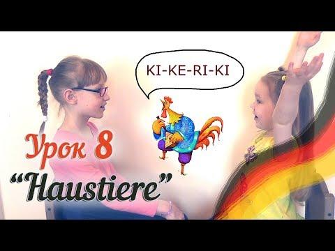 Видеоуроки немецкого языка - Немецкий язык для начинающих