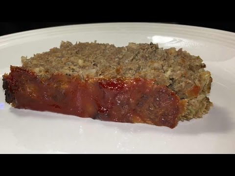How to Make Deer Meatloaf Recipe