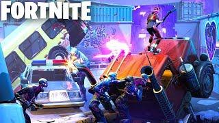 ZOMBIE BRIDGE ESCAPE in Fortnite Creative (Codes in Comments) SCARIEST GAME MODE in Fortnite!