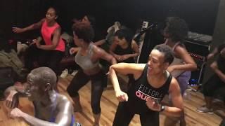 Video Coach Cass African Dance Intensive: Helicopter Engine by E.L. download MP3, 3GP, MP4, WEBM, AVI, FLV Juli 2018