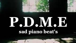 #5[Free]HIP HOP instrumental-beat/piano/sad