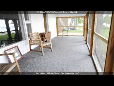 59 GREATVIEW TR, Westmeath K8A 6W2, Ontario - Virtual Tour