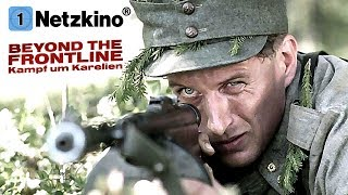 Beyond the Front Line - Kampf um Karelien (Kriegsdrama Filme volle Länge Deutsch, Film Deutsch) *HD*