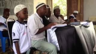 Mashindano ya Qurani Tukufu. Kitonga