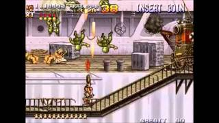 Metal Slug 4 (set 1) - Metal Slug 4 (arcade) - Mission 5 (ranked Great!) - User video