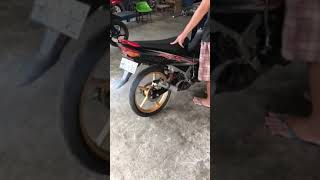 Y125Z test sounc CMS Exhaust thumbnail