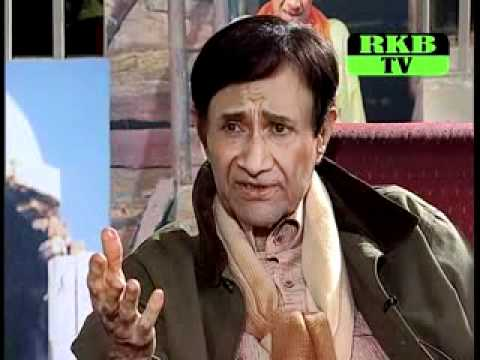 Dev Anand To The RKB SHOW : I WANT TO MAKE A PAKISTANI FILM