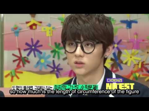 [ENG] NU'EST MTV Diary EP 04