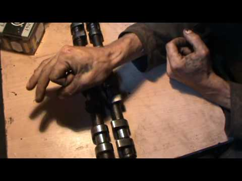 Стук Распредвалов в 16 клапанном Двигателе ВАЗ