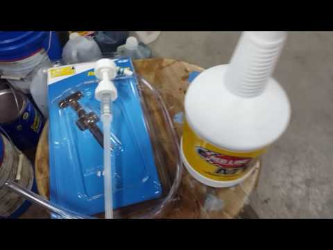 2004 MINI Cooper S R53:  6spd Manual Transmission Fluid Replacement