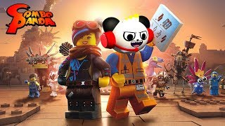 Alien Invasion ! LEGO MOVIE 2 Gameplay Walkthrough Let's Play with Combo Panda