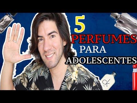 5 PERFUMES PERFECTOS PARA ADOLESCENTES - J.M. Montaño