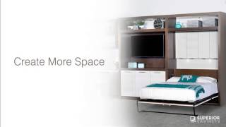 Wall Beds By Superior Cabinets