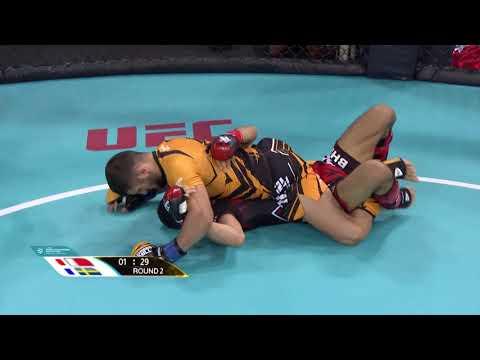 Hussain Abdulla (BAH) X Serdar Altas (SWE)  - World championship Amature  MMA 16/11/2017