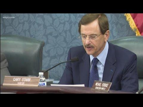 Middleburg Heights Mayor Gary Starr announces retirement