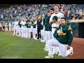Bruce Maxwell First MLB Player to Protest U.S. Anthem